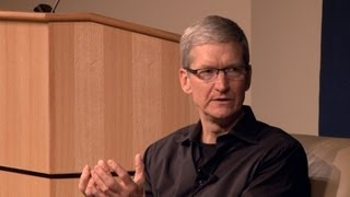 Apple CEO Tim Cook on Collaboration