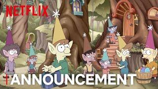 Disenchantment   Announcement: New Episodes Coming Soon  [HD]   Netflix