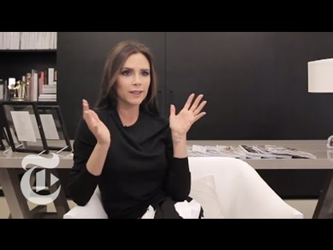 Victoria Beckham Interview | In the Studio | The New York Times