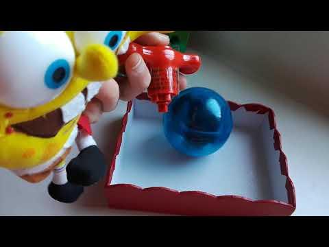 Spongebob Adventurers/ Santa's Christmas Toy Tester!