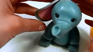 AMAZING Fondant ANIMALS Cake Toppers Compilation!
