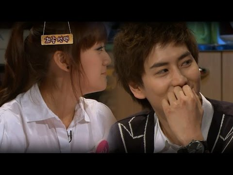 【TVPP】 Super Junior - Blind Date with Wonder Girls , 슈퍼주니어 - 원더걸스와 골방 미팅 @Come and Play
