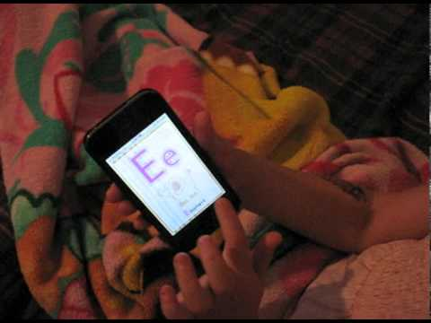 Emma's First App Demo - Child Flash Cards