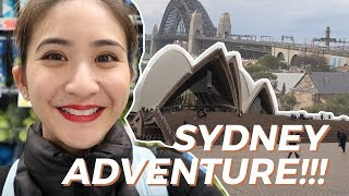 Our Sydney Adventure!
