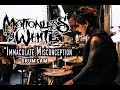 Motionless In White | Immaculate Misconception | Drum Cam (LIVE)