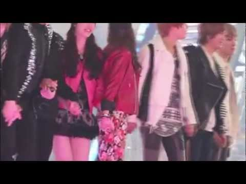 SHINee Taemin & f(x) Krystal (TaeStal) - Sweetest Moments