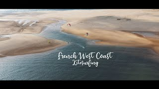 Kitesurfing in South West - France