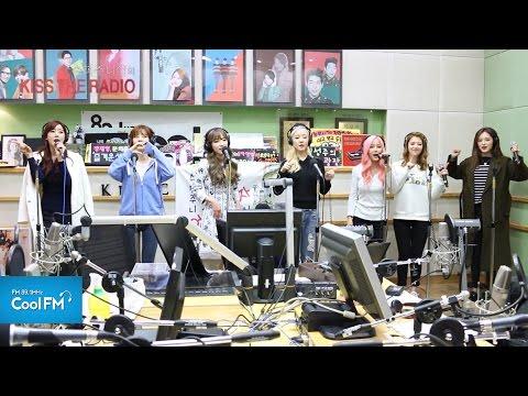 레인보우 'Whoo' 라이브 LIVE / 160217[슈퍼주니어의 키스 더 라디오]