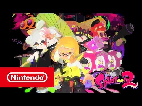 Splatoon 2 - La modalità per singolo (Nintendo Switch)