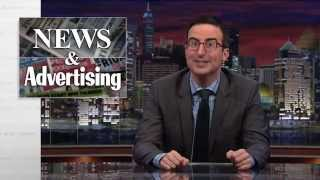 Native Advertising: Last Week Tonight with John Oliver (HBO)