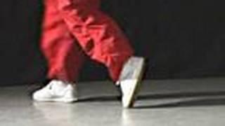 How to moon walk like Michael Jackson