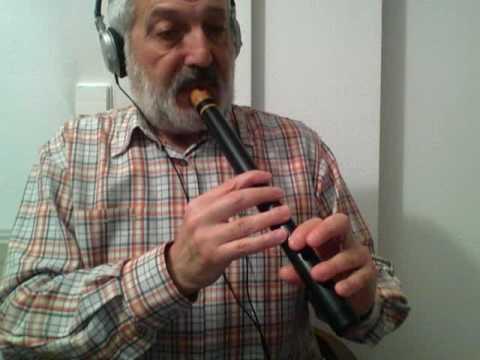 Yeonriji  연리지 - Quena Flute