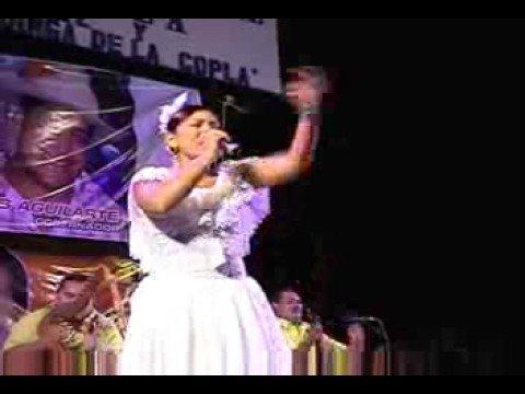 Nubia Gonzalez - Festival Voz del Alma Llanera 2007