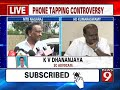 SC Advocate KV Dhananjaya reacts on phone tapping row - News9  - 15:44 min - News - Video