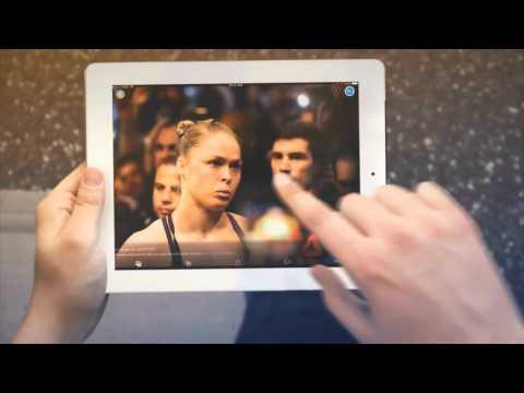 MyFvs on iPad