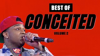 Best Of Conceited Volume II 🎤🔥Best Times He Cut The Beat & More 🙌 Wild 'N Out