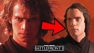 Star Wars Scenes BADLY RECREATED in Battlefront 2 Compilation