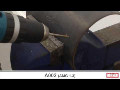 Dormer A002 Jobber Drill Bit HSS