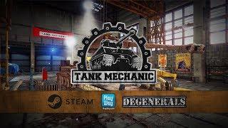 Casual Saturday - Tank Mechanic Simulator