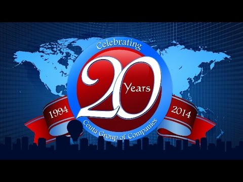 Ceuta Group 20th Anniversay Conference 2014