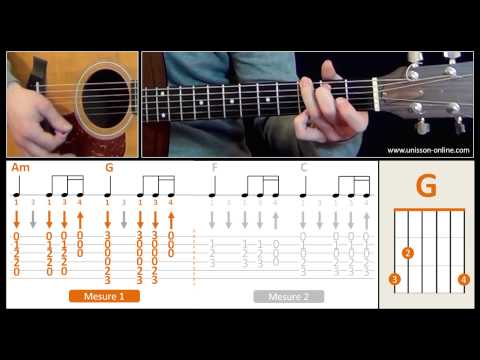 Baixar Jouer Let it be (The Beatles) - Cours guitare. Tuto + Tab