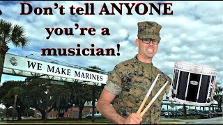 USMC Boot Camp: A Survival Guide for Musicians (and for everyone else)