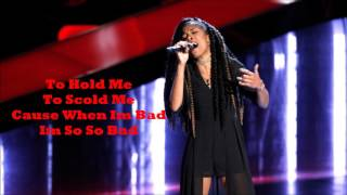 Autumn Turner - Last Dance (Lyrical Video)(Team Alicia Keys)