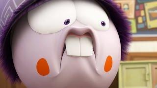 Funny Animated Cartoon | Spookiz Kong Kong's Magical Hat 스푸키즈 | Videos For Kids