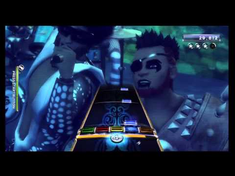 RB3 (RBN2.0): Pain I Feel by Spinning Chain. X Guitar 5GS, FC [142,964]