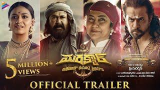 Marakkar Trailer Telugu - Mohanlal, Keerthy Suresh..