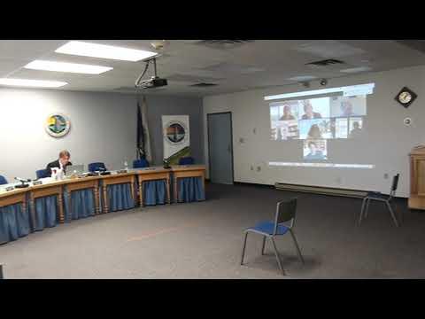 Town of Plattsburgh Board Meeting  5-21-20
