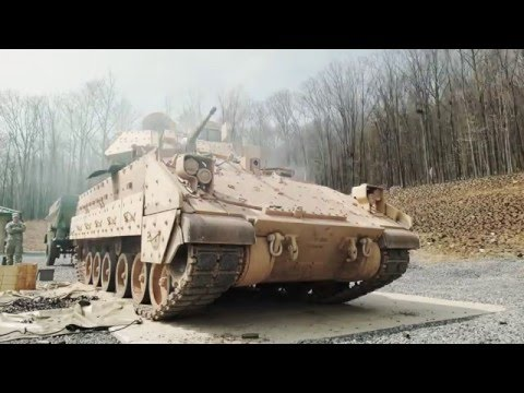 National Guard l Bradley Fighting Vehicle