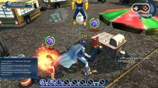 Геймплей онлайн игры DC Universe Online (Full HD, Ultra Graphics)