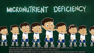 Micronutrient Deficiency Edutainment Video| BEAR BRAND Powdered Milk Drink | Nestlé PH