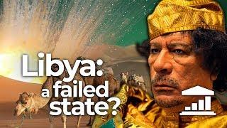 Is GADDAFI's end a CAUTIONARY TALE? - VisualPolitik EN