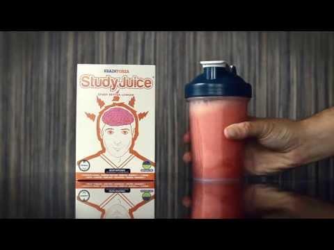 How to Make and Take Study Juice® v2.0