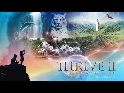 THRIVE II: This Is What It Takes will be released September 26, 2020 in 15 languages and follows a journey across the globe investigating the most promising solutions in energy, health, consciousness, and non-coercive self-organizing while unpacking the underlying science, principles, and strategies that make them possible.