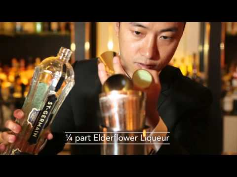 Best Bartender cocktail from Artesian at The Langham by Rush Limbu