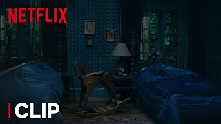 The Haunting of Hill House   Clip: We Screamed When We Saw It   Netflix