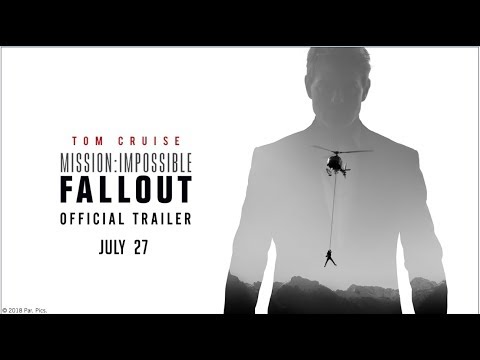Mission Impossible: Tabaahi - Official Trailer - Hindi