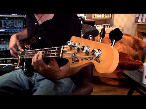 Bass Distortion Pedal Demo: Soundblox 2 OFD Bass microModeler
