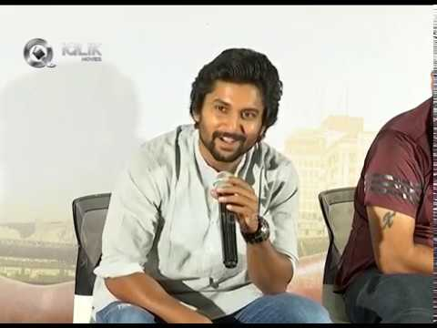 Nani Speech | Jersey Movie Press Meet