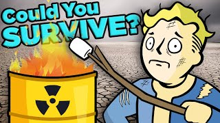 The ONLY Way To Survive Fallout! | The SCIENCE of... Fallout