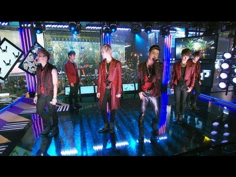 MTV K Presents B.A.P Live in NYC: