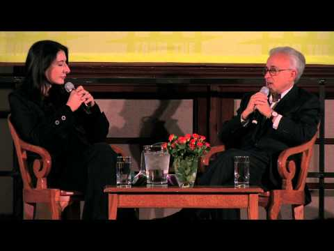 Antonio Damasio & Marina Abramovic | LIVE from the NYPL ...