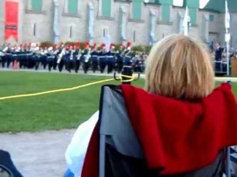 FIMMQ 2012.Opening Ceremony-Banda de Concierto del Ejercito de Chile.