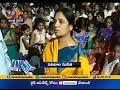 Paritala Sunitha Participates Candle Rally Protest