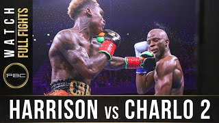 Charlo vs Harrison 2 FULL FIGHT: December 21, 2019 - PBC on FOX