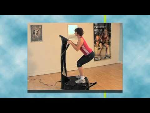 Beginners Work Out For The Vibration Plate