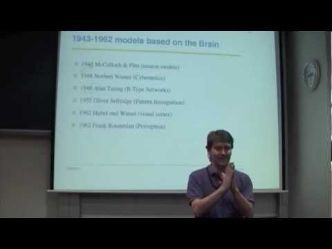 Baixar Lec 7: History, Artificial Intelligence - Alan Blair UNSW 2012